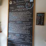 Menu Bluhouse - Vancouver sans gluten