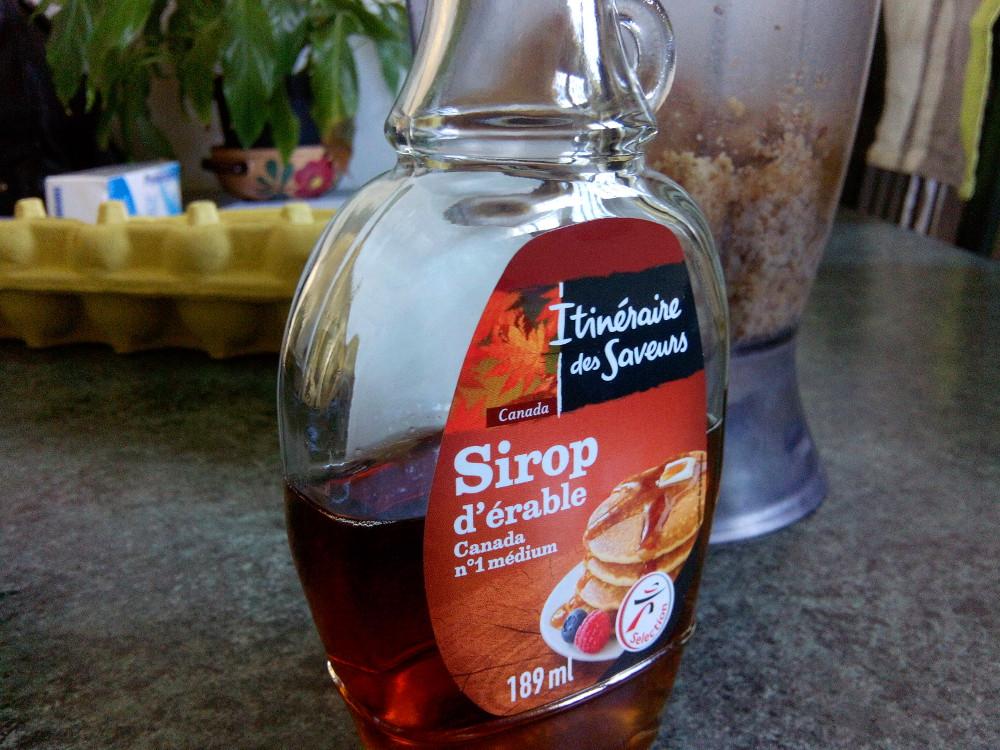 Sirop d'érable - Recette de tarte aux noix sans gluten ni lactose
