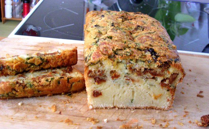 Cake sans gluten - recette sortir sans gluten
