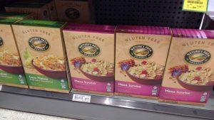Nouvelle Zélande : céréales sans gluten