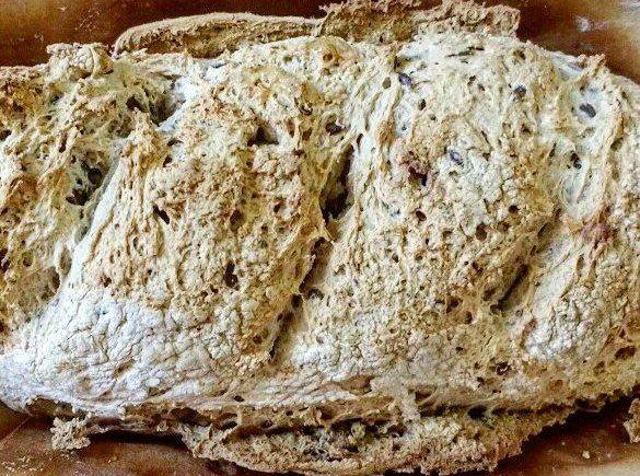 Pâte à pain Croustipate, sans gluten