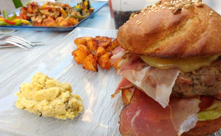 Coutinelle - Montpellier - hamburger sans gluten