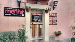 Menhir - Pozzuoli sans gluten Italie