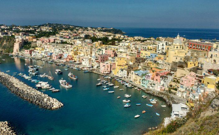 Procida - Italie