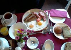 karaun House Ireland - Petit-déjeuner