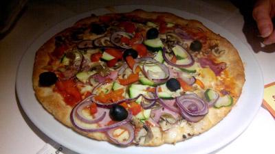 pizza sans gluten Allemagne