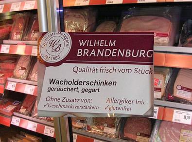 Allemagne sans gluten