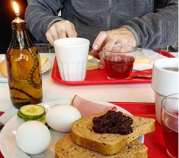 Petit-Déjeuner sans gluten au Connect Hotel Skavsta Airport