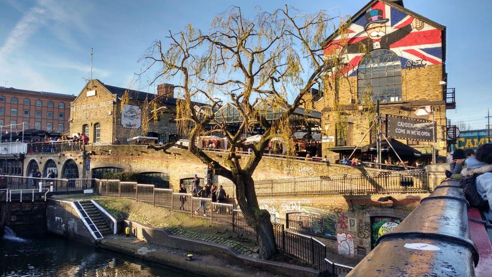 Camden Market Londres