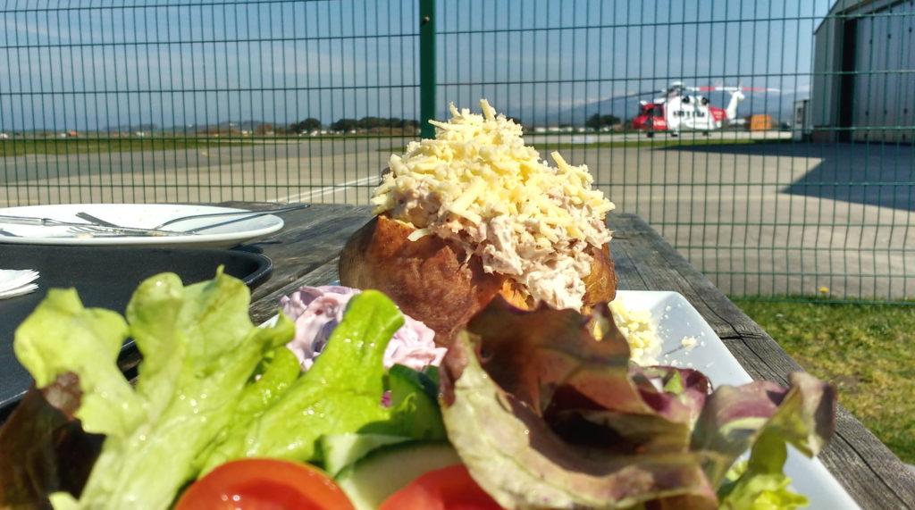 Caernarfon Airport Café